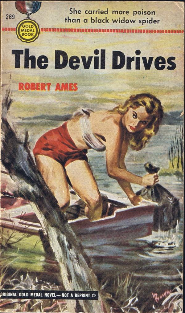Gold Medal Book #269 1952