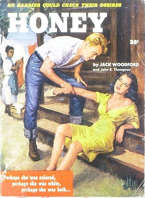 Honey, Uni Books, 1953