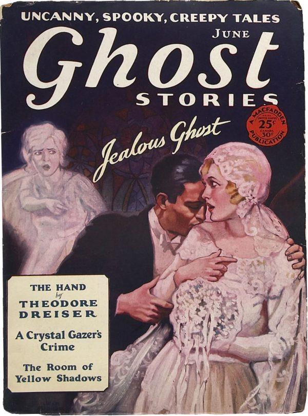 Jealous Ghost