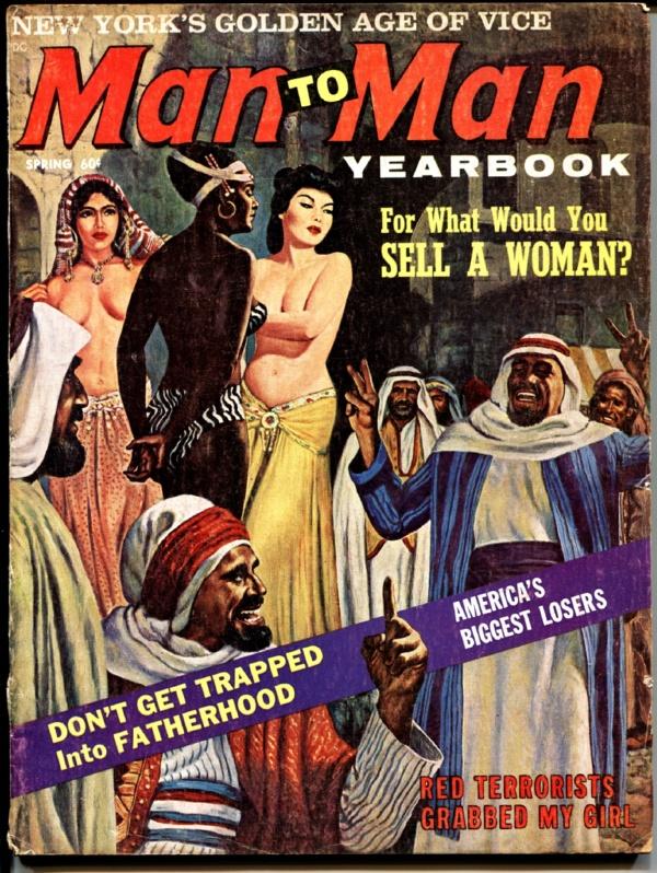 Man To Man Yearbook Spring 1963