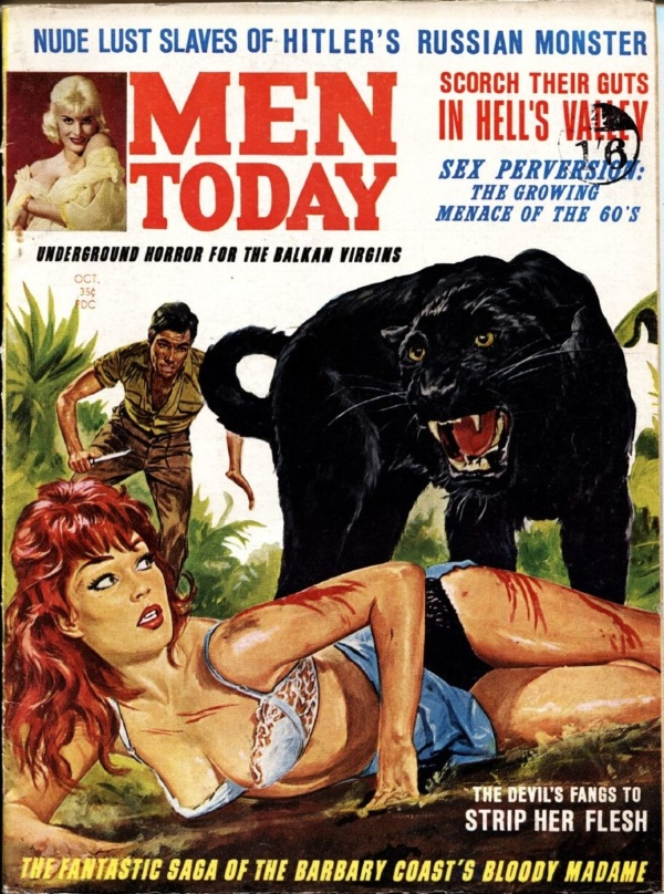 Men Today October 1963