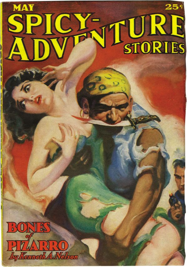 Spicy Adventure may 1936