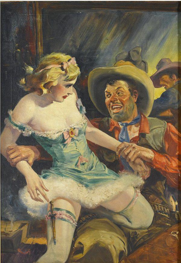 Spicy Western, December 1938