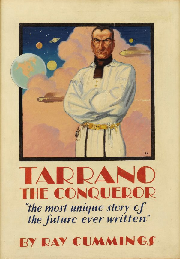 Tarrano the Conqueror by Raymond Cummings, A. C. McClurg and Company, 1930