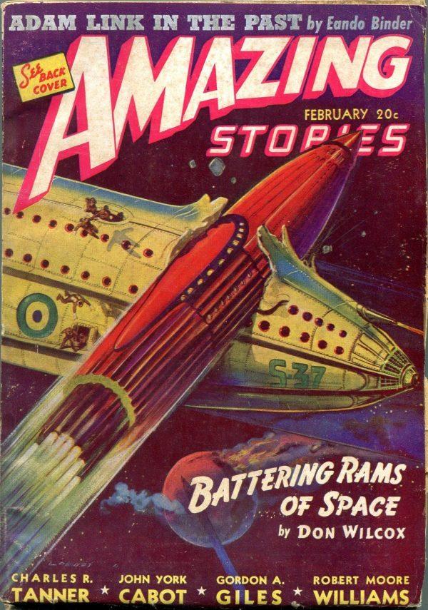 Amazing Stories February 1941
