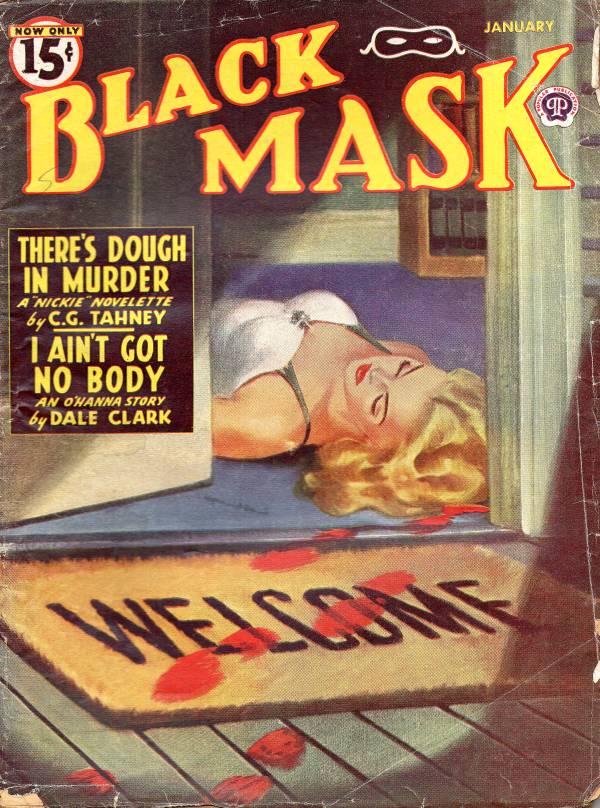 Black Mask Jan 1946