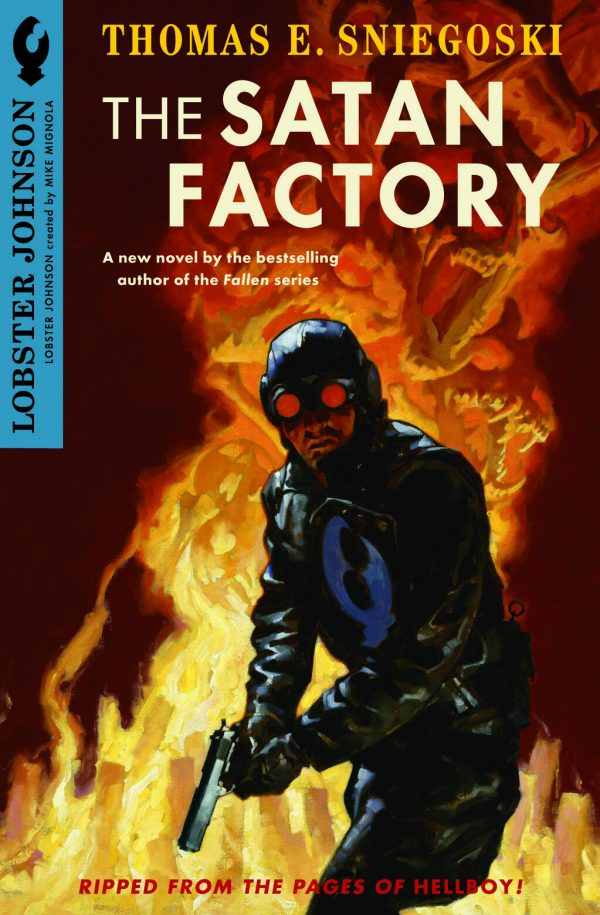 Lobster Johnson The Satan Factory