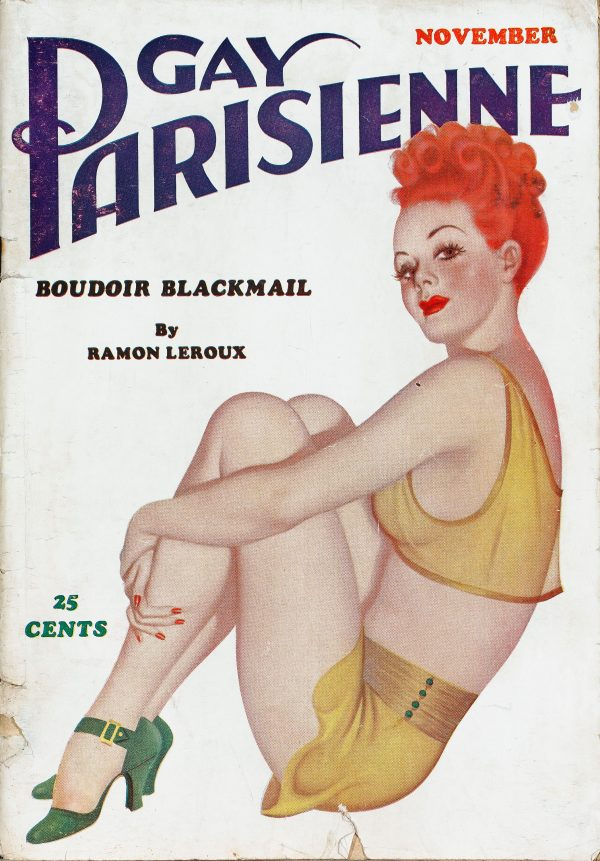 November 1939 Gay Parisienne