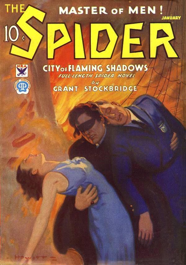 Spider 4 Jan 1934