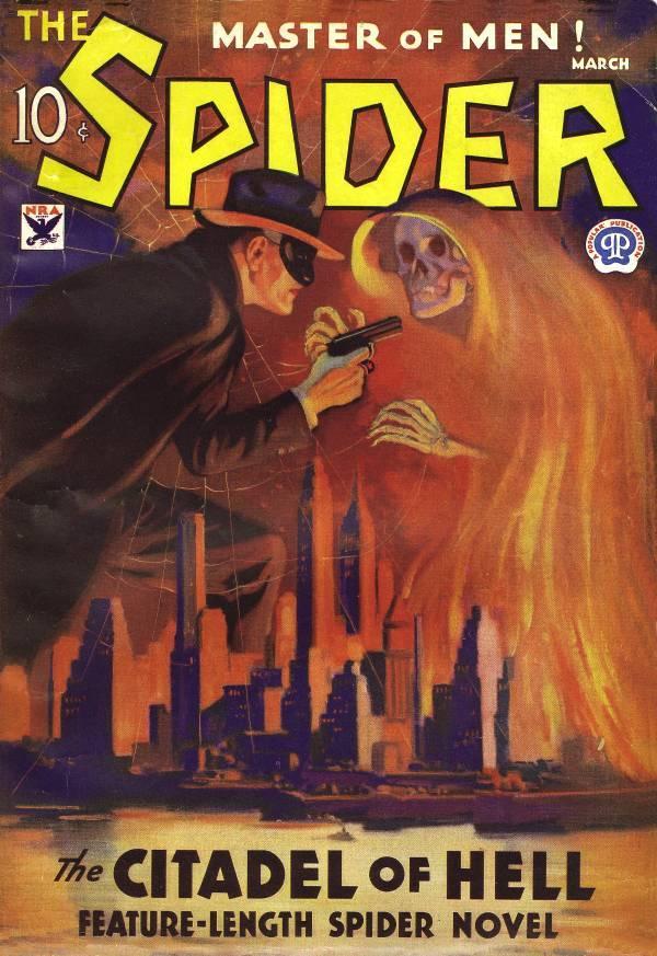 Spider 6 Citadel of Hell 600