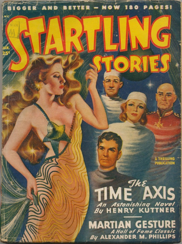 Startling Stories, January 1949