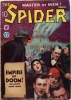 The Spider - February 1934 thumbnail