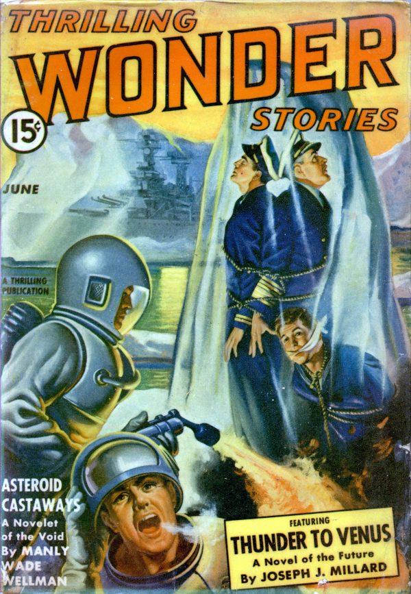 Thrilling Wonder Stories, June 1942