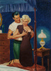 Bed-Time Angel, paperback cover, 1951 thumbnail