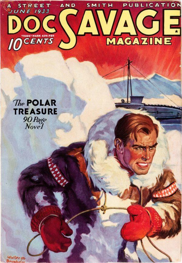 Doc Savage - 1933 June