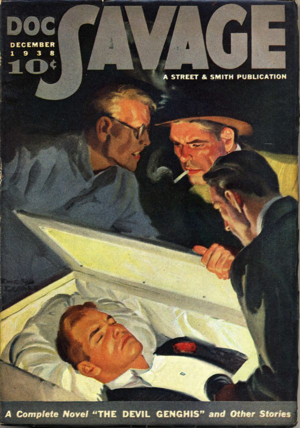 Doc Savage December 1938