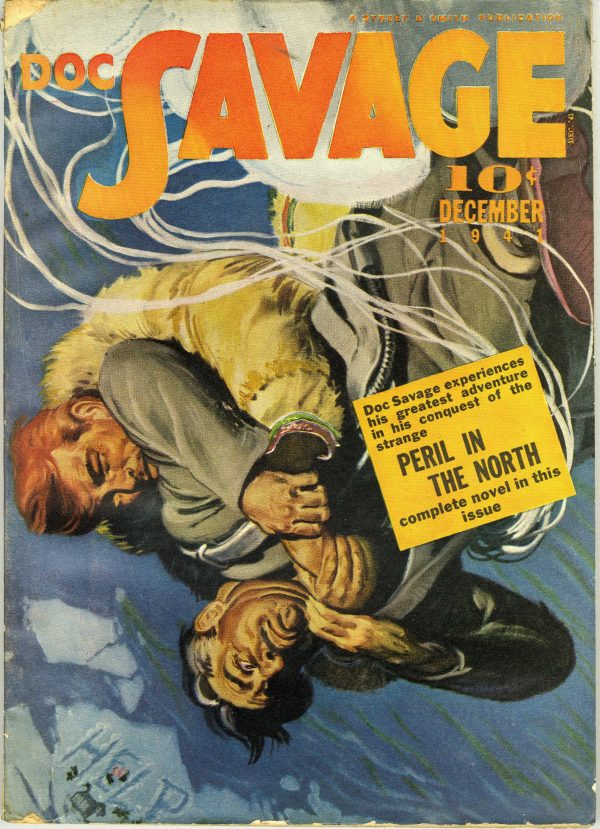 Doc Savage December 1941