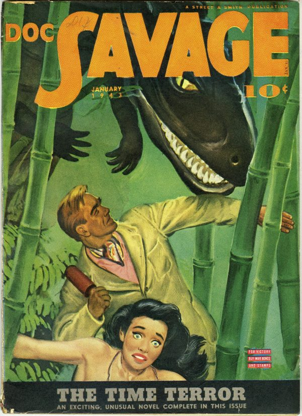 Doc Savage January 1943