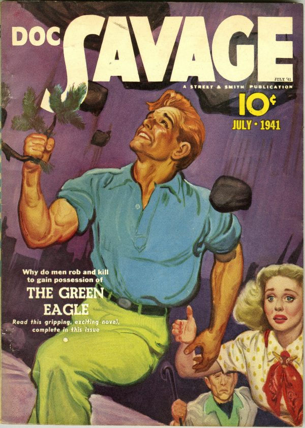 Doc Savage July 1941