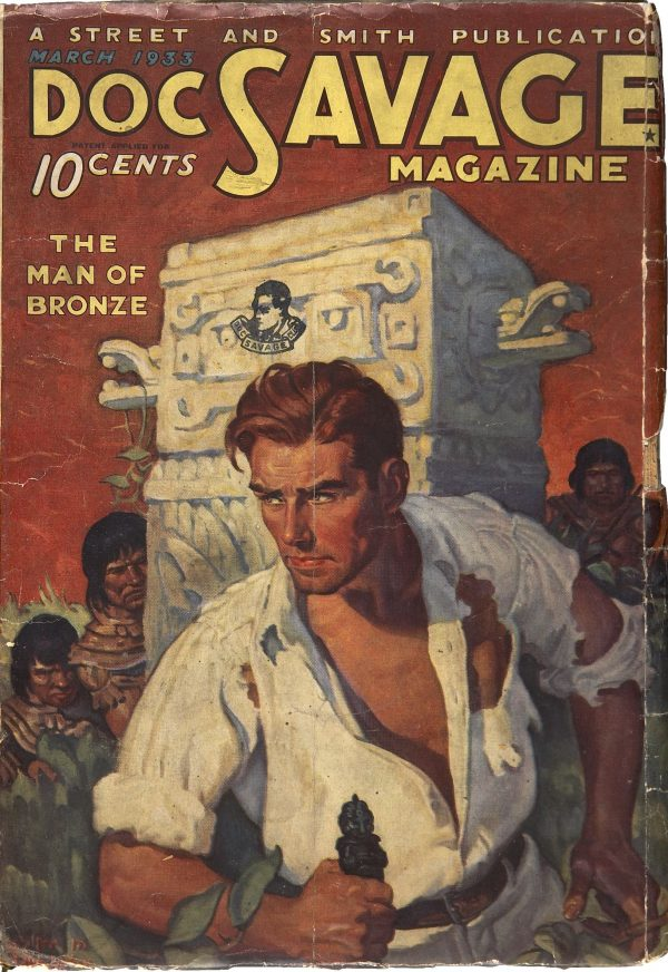 Doc Savage March 1933