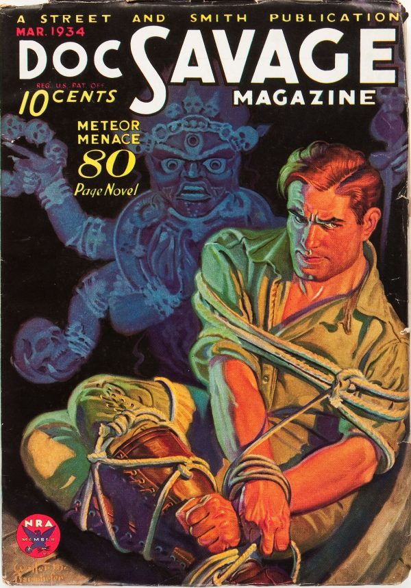 Doc Savage - March 1934