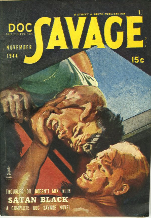 Doc Savage November 1944