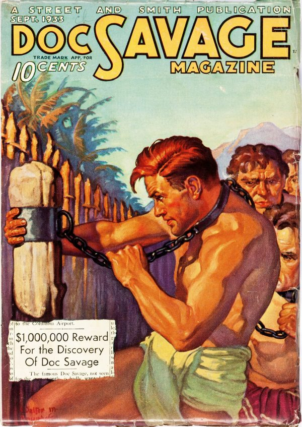 Doc Savage - September 1933