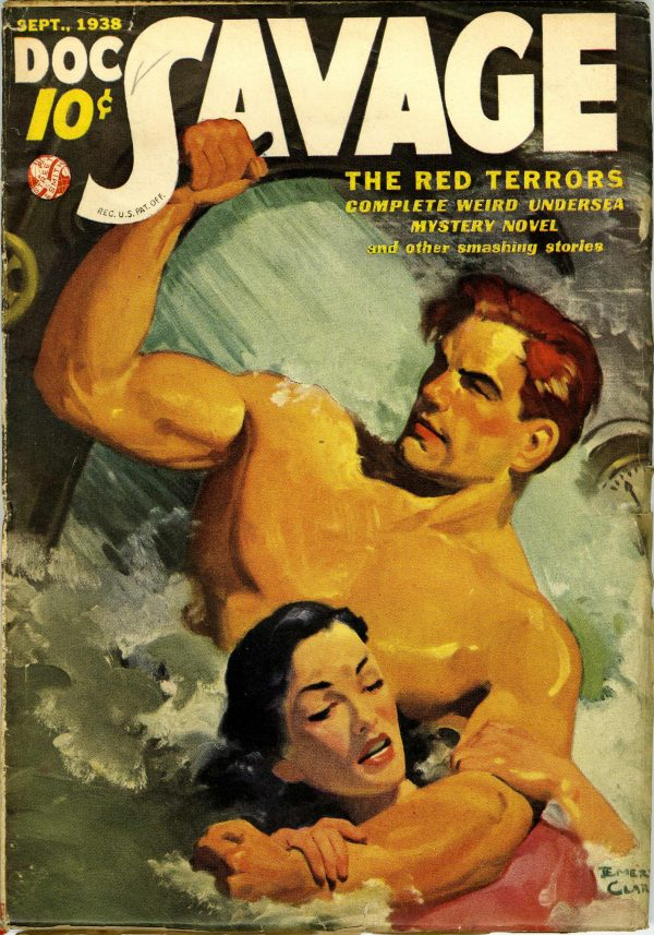 Doc Savage September 1938