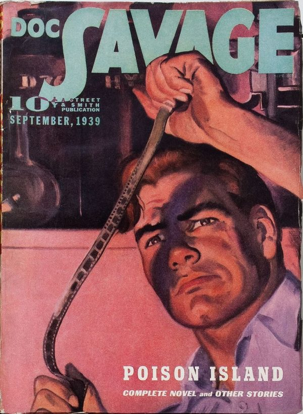 Doc Savage September 1939