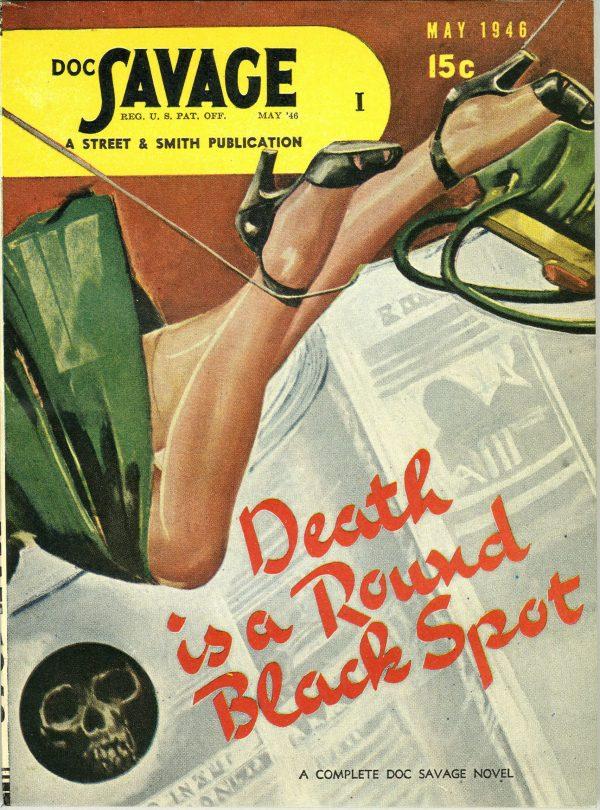 Doc Savage V27#3 May 1946