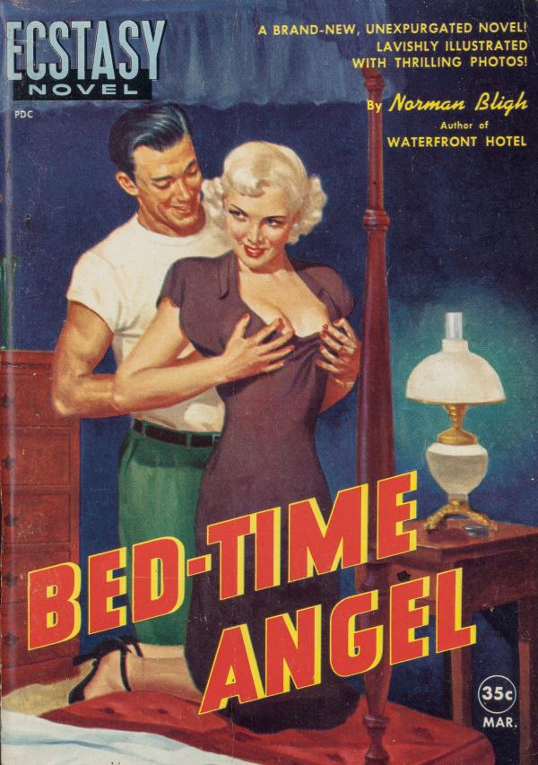 Ecstasy Books, 1951
