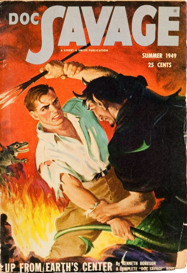 Pulp Covers Summer 1949