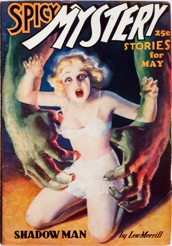 Spicy Mystery - May 1937
