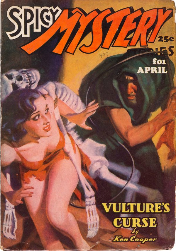 Spicy Mystery Stories - April 1937