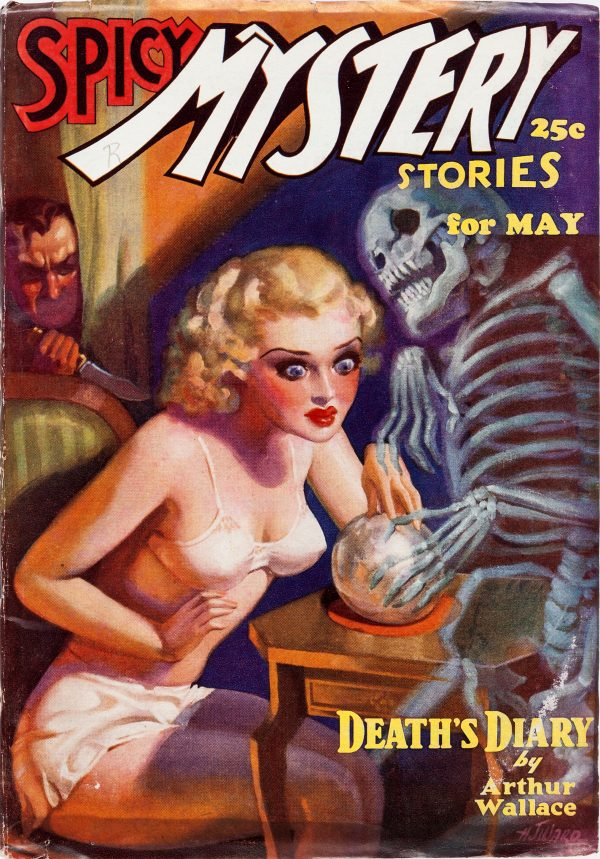 Spicy Mystery Stories - May 1936