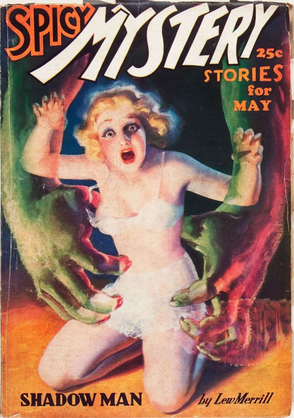 Spicy Mystery Stories (May 1937)