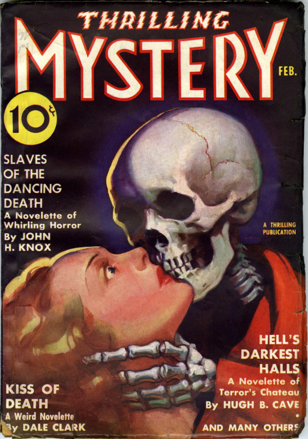 Thrilling Mystery February 1937