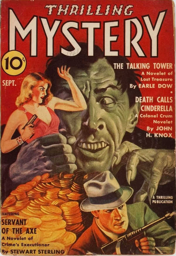 Thrilling Mystery - September 1941