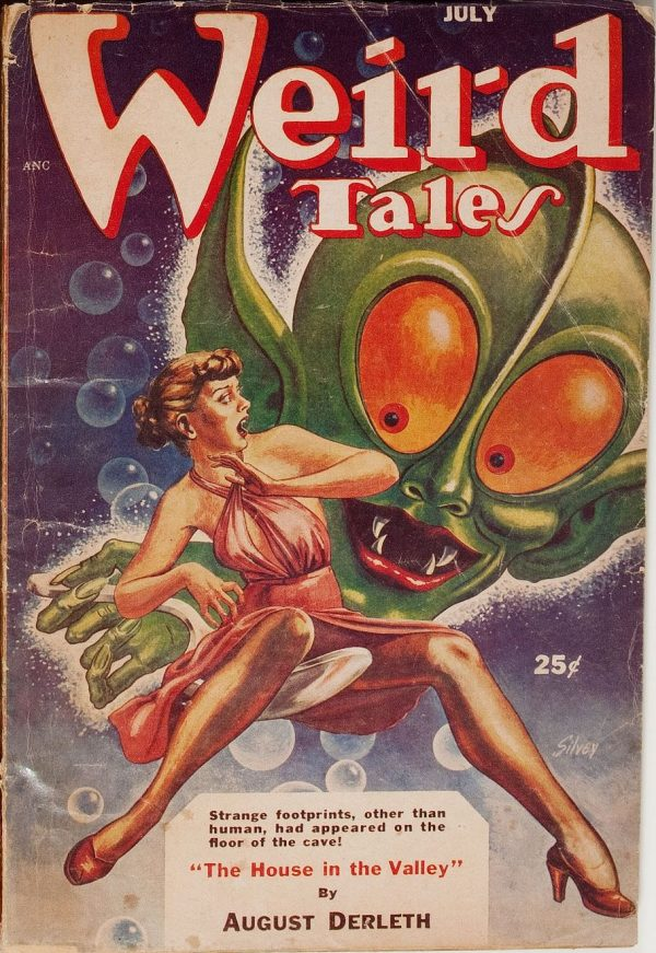 Weird Tales, July 1953