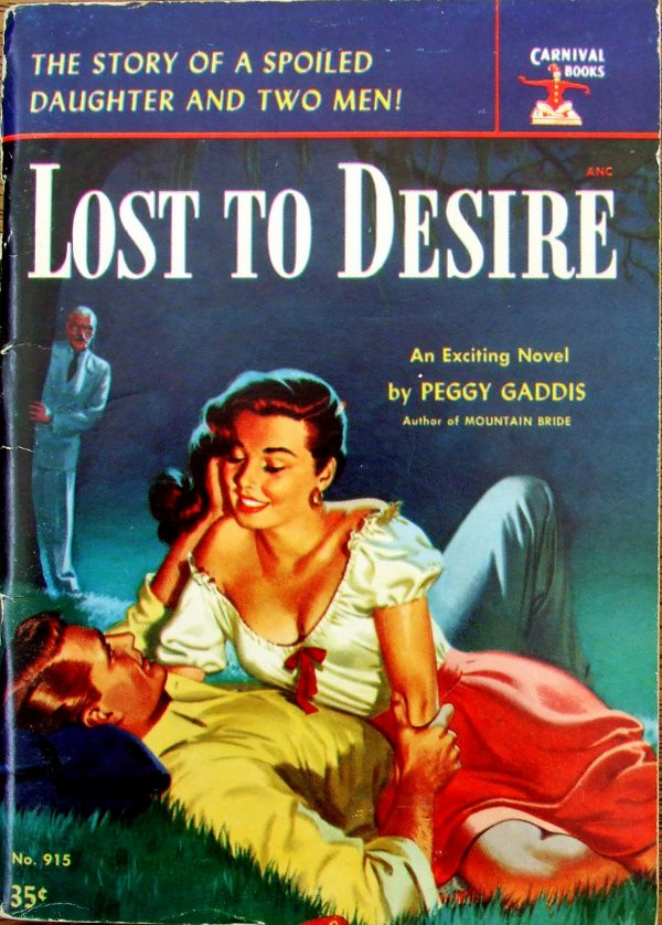 8589622722-lost-to-desire-carnival-books-no-915-peggy-gaddis-1953