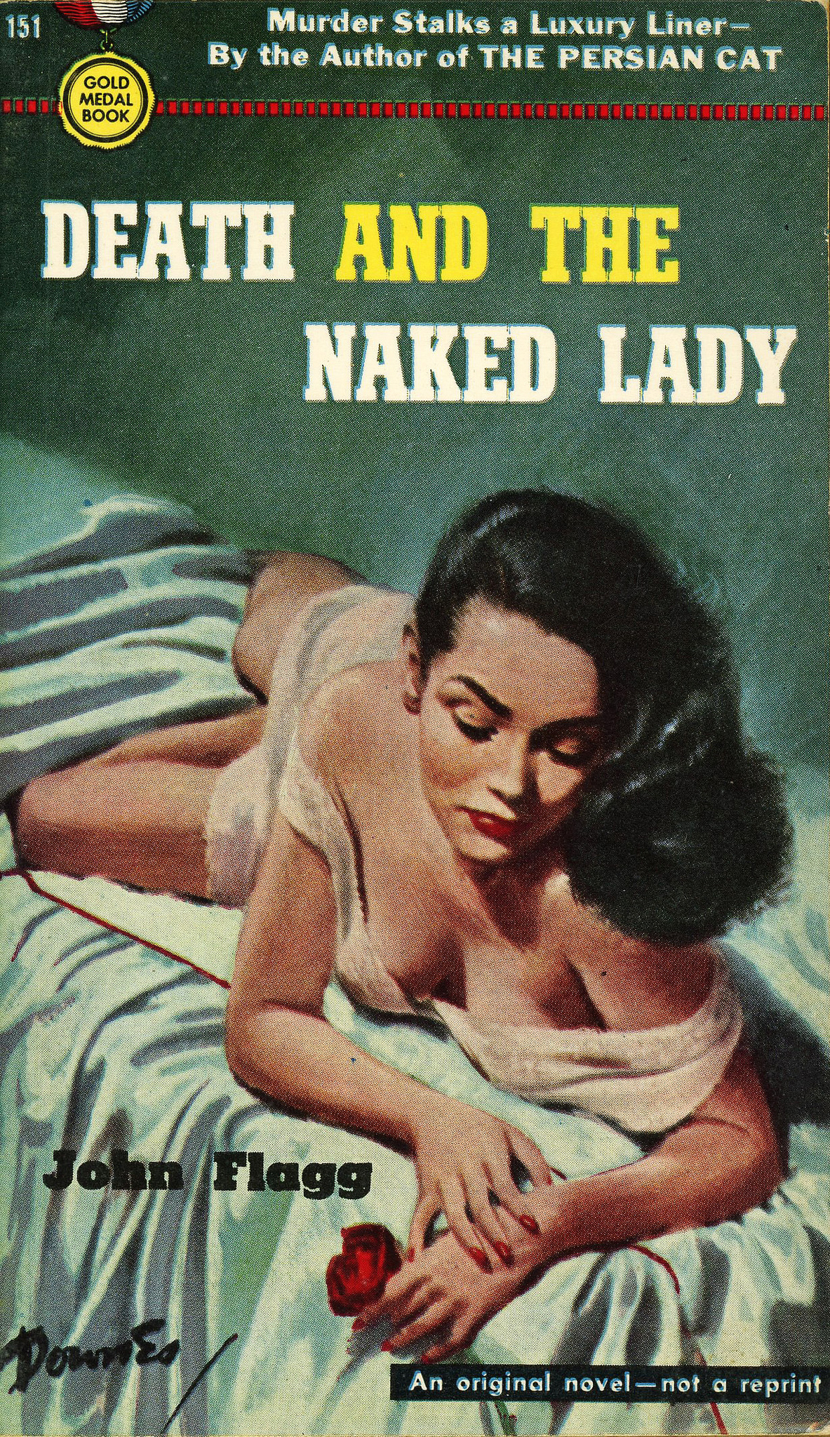 Junior recommend best of covers lady naked vintage album