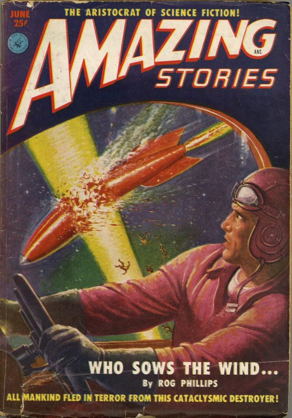 Amazing Stories June 1951
