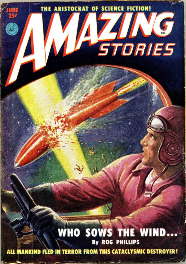 Amazing Stories Magazine June 1951