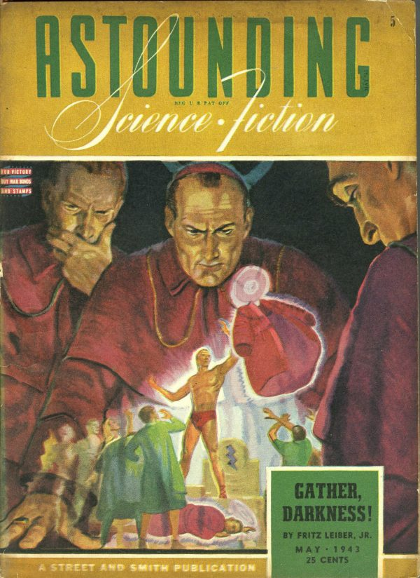 Astounding Science-Fiction, May 1943