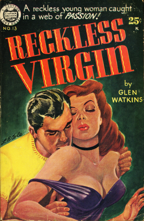 Croydon Books 13 - Glen Watkins - Reckless Virgin