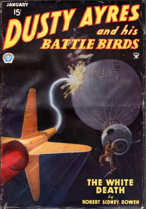 Dusty Ayers & His Battle Birds January, 1935