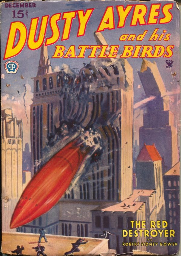 Dusty Ayres And His Battle Birds December 1934