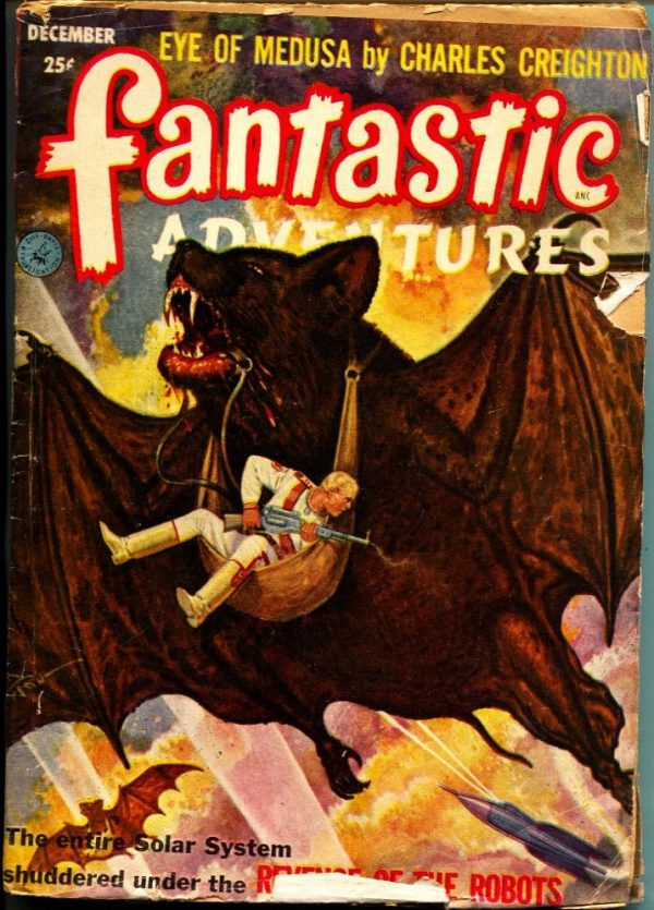 Fantastic Adventures December 1952