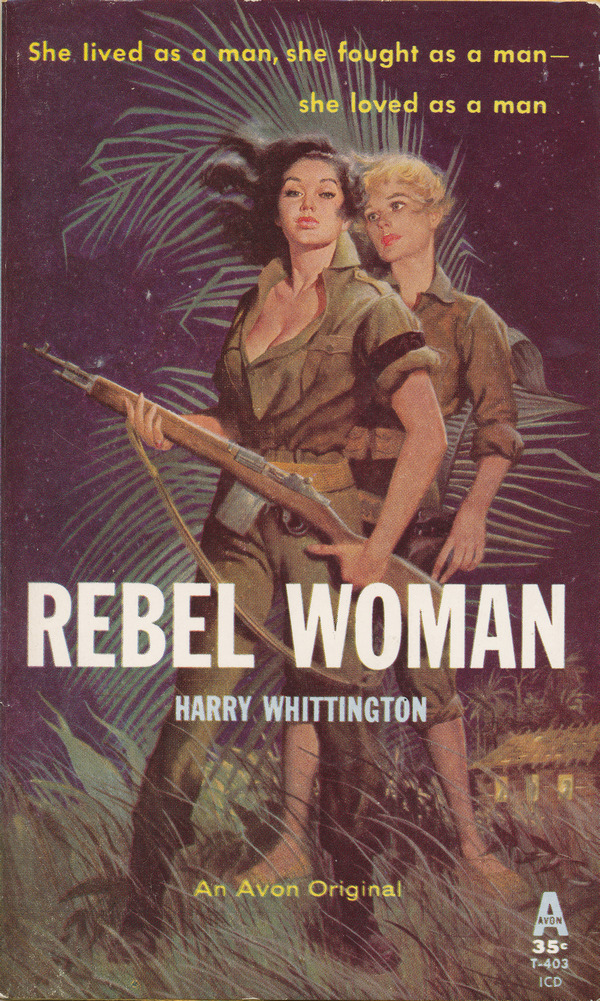 LPF-Rebel Woman-Front
