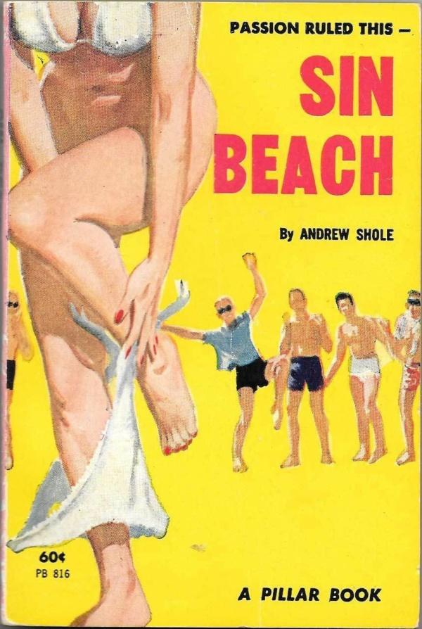 Pillar Book PR 816, 1963